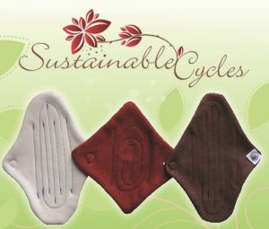 Sustainable Cycles pad selection